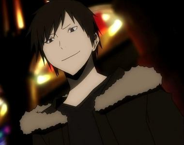My yêu thích character currently is Izaya Orihara from Durarara!!. He is an underground informant and gives information out for his enjoyment. He has a large liking to the human race and loves every single human being; especially Shizuo Heiwajima. He tends to get into many fights with Shizuo, but he usually escapes before he gets hurt. He is 23, but claims he is 21 forever. He is crazy, confident, and enjoys putting people through miserable situations to watch their reactions.