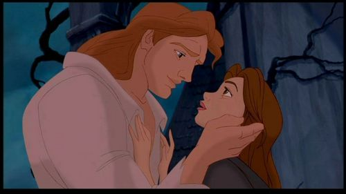 """Mine :)))))))))))))))))))))))))))) I amor """"Beauty and the Beast"""". I like all: the story, the characters, the songs and the couple of course ;)"""
