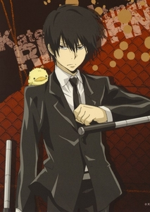 "Hibari Kyoya Because to me, he has an unique character and personality :D He's kinda like me in a way~ He loves his school very much and the national anthem, even he uses it as his ringtone, which I think is cute >//< I tình yêu his scary personality, and his way of using violence to get what he wants CX His soft-side of tình yêu for small animals, adorable X3 tình yêu his quote which he uses a lot ""Kamikorosu"" hoặc ""I'll bite bạn to death!"" >////< He hates crowds, which makes him beat up people who is crowding around him hoặc see it. He calls people herbivores, don't know why, but that makes me tình yêu him more. He's also hot-looking and cute X3 All these awesome things makes him my favourite character :D Enough said..."