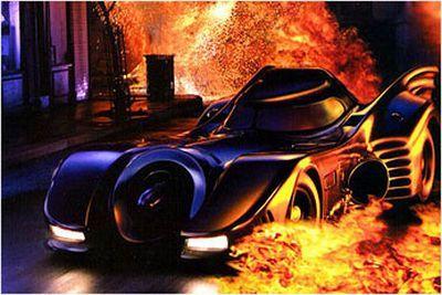 1989 Batmobile.