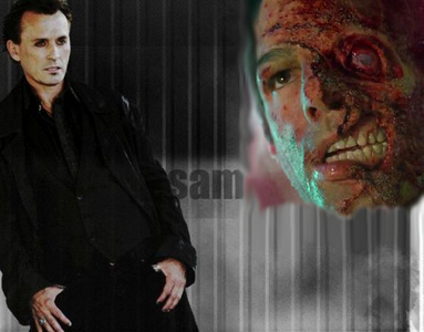 whoops look what he did to your Sylar Rob always plays villains and Zac is great at that too
