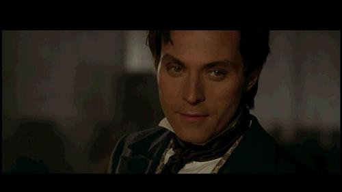 """Rufus as """"Armand"""" in """"The Legend of Zorro"""" =3 *sexy evil face*"""