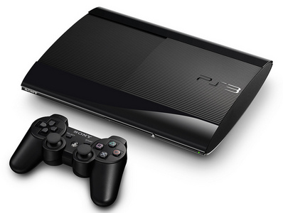 With a PS3