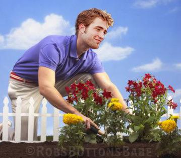 my sexy gardener<3