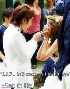 Jang Geun Suk & Im Yoon Ah Is really really romance couple