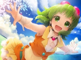 Vocaloid? Megpoid? *gasps loudly* GUMI!!!! To answer your question, I'm pretty sure you wouldn't want my body. Trust me.