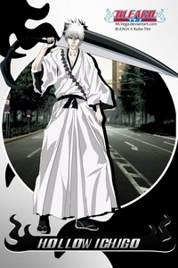 Good tanong I would be transported to [b]Bleach[/b] cause it is my paborito anime ipakita lol. Also because my OC is Hollow Ichigo