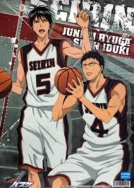 I don't think I've seen Junpei Hyūuga on here (Kuroko no Basket)