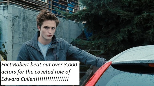 here's a true fact about my gorgeous Robert(which I edited)<3<3<3