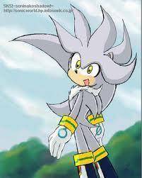 Silver! :D