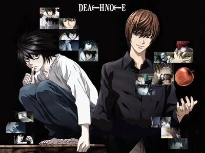 Since I have been seeing a lot of things about Death Note lately I will start Death Note 下一个 after I finish season two of Code Geass .
