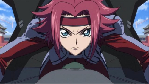 I don't think I've ever seen Kallen from Code Geass 投稿されました on here ^ ^