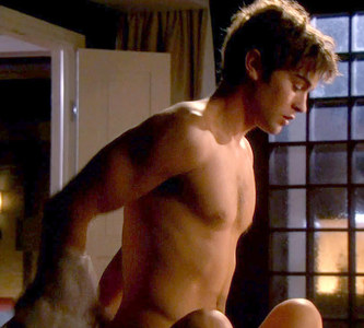 Chace Crawford having sex.