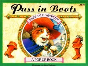"""The nearest book to me is Puss In Boots... a pop up picture book. and the middle page doesn't even have 13 lines.... so uh guess I'll go with the last line on the page. """"He invited the cat to come inside and gave him Cibo and drink."""" Not quite sure WHY this book was sitting successivo to me."""