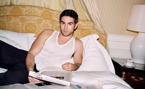 Chace Crawford.