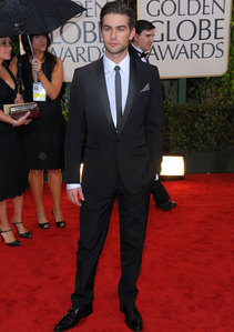 Chace Crawford - 5ft 10.5in