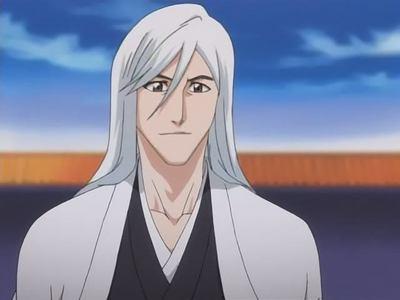 Jushiro Ukitake (Bleach) the kindest guy i know.............he he he he e