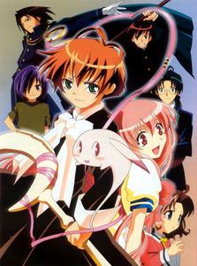 Matantei Loki Ragnarok It's one of my favourite animes :)