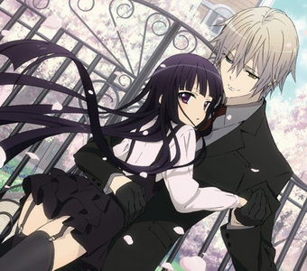I would have to say Inu X Boku SS. o: