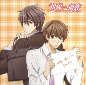 I don't watch many romantic comedies but I'll go with Sekai Ichi Hatsukoi this time around.