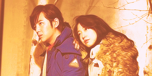 i really love geunsuk for shin hye! They are really match!!