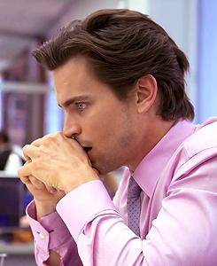 Matt Bomer - Neal Caffrey :)