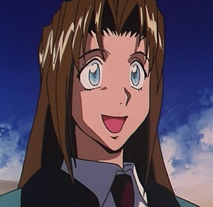 Milly Thompson from Trigun.