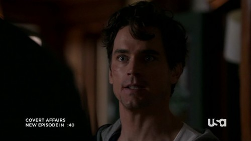 Neal Caffrey - it is all in the eyes :)