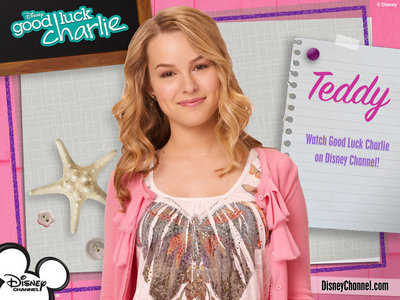 "Teddy Duncan from ""Good Luck Charlie"""