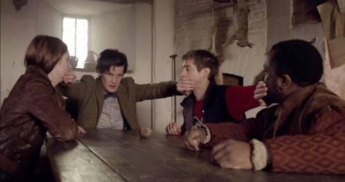 Matt in The vampiros of Venice