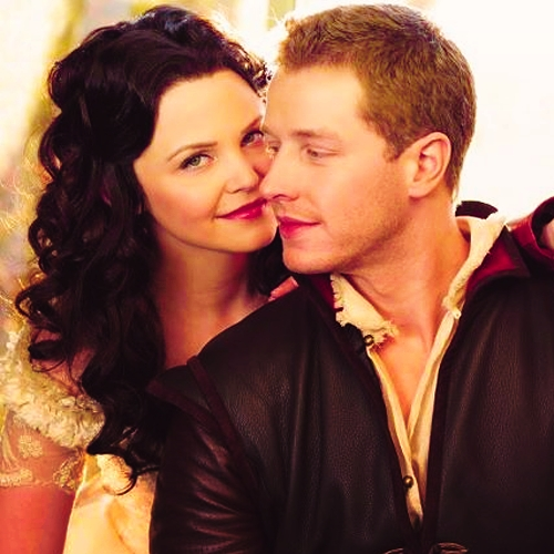 Snow and Charming from Once Upon A Time