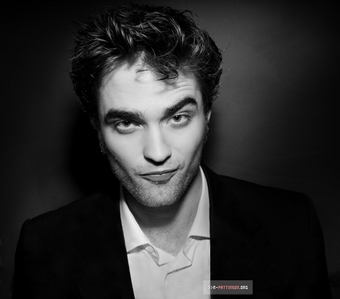 my gorgeous Robert and his chiseled cheekbones<3