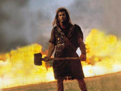 Mel Gibson. :)
