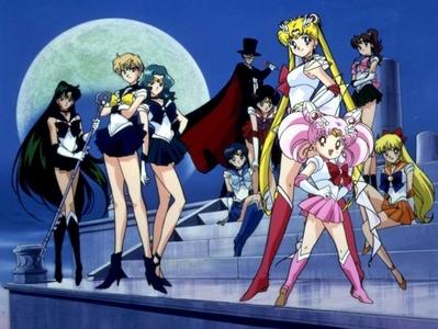 Sailor moon!! :)