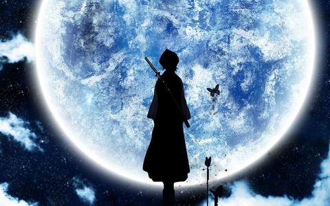 Rukia from Bleach!