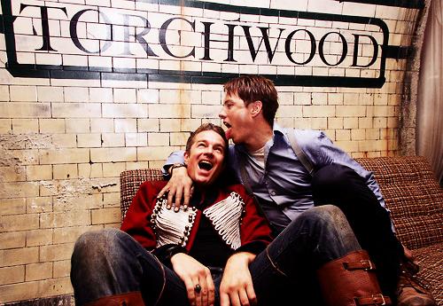 John Barrowman and James Marsters!