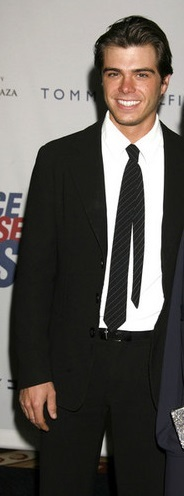 Matthew looking very handsome in a suit. <3333