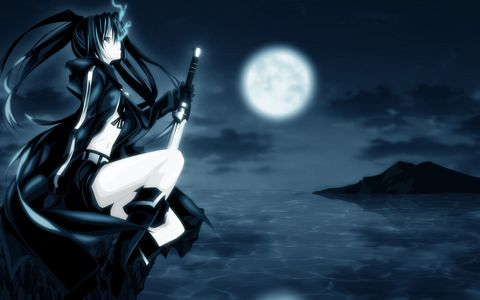 Black Rock Shooter *-*