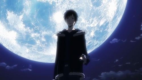 Izaya Orihara He immediately popped into my head because I remember this from the ডুরারারা opening.