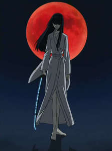 Sunako from The Wallflower! It's actually a comedy. xD