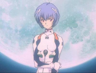 Rei Ayanami!