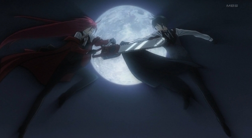 Grell and Sebby!! <3