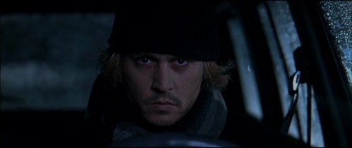 I have two movies: Secret Window and Pirates of the Carribean.