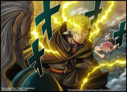 The only reason I like it is cause Laxus uses it.HES SO SMEXY!!!!!!*drools* *Q*