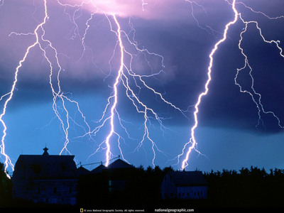 I amor lightning!