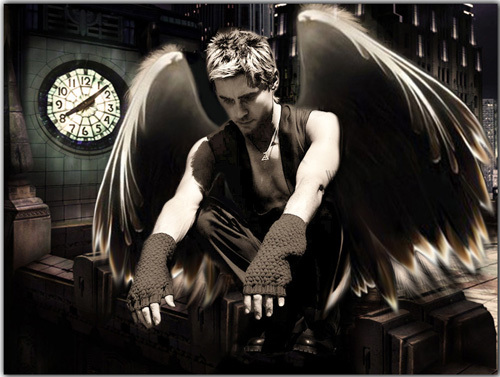 angelic Jared
