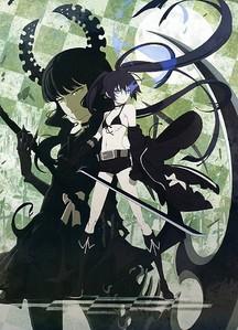 Black Rock Shooter (anime series and OVA)