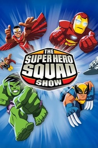 I'm a total super hero nerd! So I watch many MARVEL superhero tv shows. Like superhero squad, earths mightiest heros exc. and I will watch psych!! (Pineapples!!)