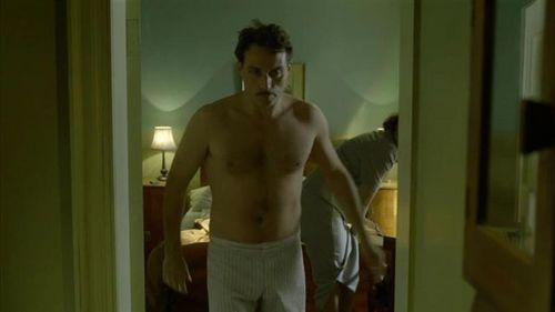 In the most attractive underwear... -.- XD