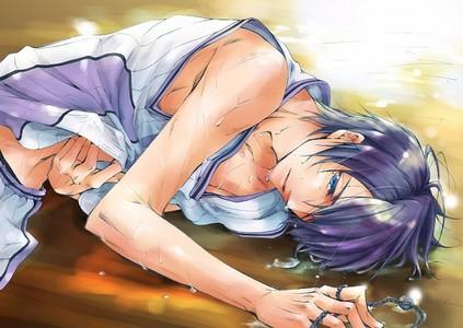 Himuro Tatsuya (from Kuroko no Basuke) is a Scorpion, like me. :3